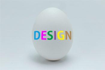 ポスティングのデザイン